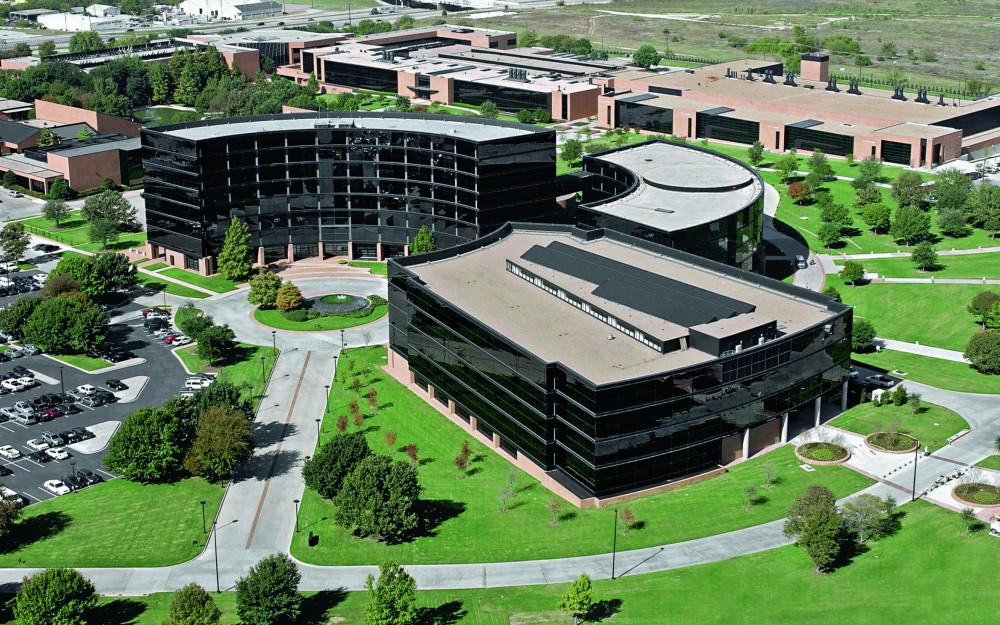 Alcon, Inc. campus in Fort Worth, Texas-image