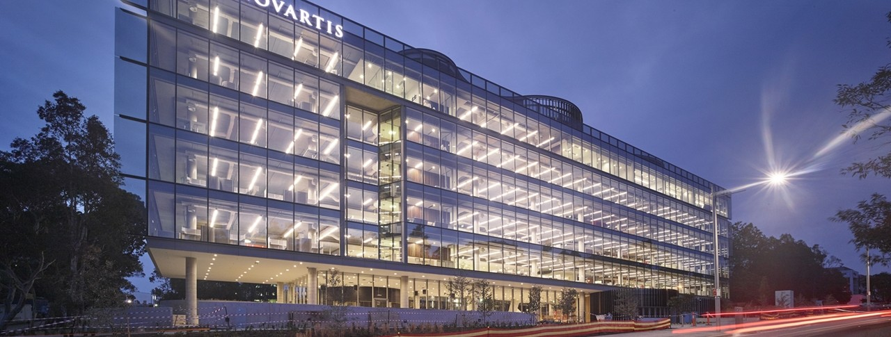 Novartis macquarie park - image